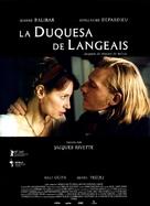 Ne touchez pas la hache - Spanish Movie Poster (xs thumbnail)