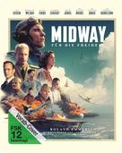 Midway - German Blu-Ray movie cover (xs thumbnail)