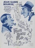 La traversée de Paris - Movie Poster (xs thumbnail)
