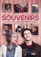 Les souvenirs - Italian Movie Poster (xs thumbnail)