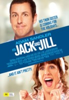 Jack and Jill - Australian Movie Poster (xs thumbnail)