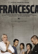 Francesca - Romanian Movie Poster (xs thumbnail)