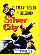 Silver City - DVD cover (xs thumbnail)