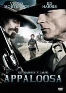 Appaloosa - Hungarian DVD cover (xs thumbnail)