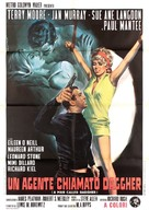 A Man Called Dagger - Italian Movie Poster (xs thumbnail)