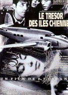 Le trésor des îles chiennes - French Movie Poster (xs thumbnail)