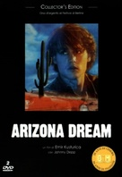 Arizona Dream - Spanish Movie Cover (xs thumbnail)