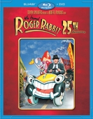 Who Framed Roger Rabbit - Blu-Ray movie cover (xs thumbnail)
