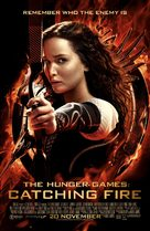 The Hunger Games: Catching Fire - Dutch Movie Poster (xs thumbnail)