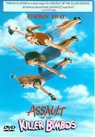 Assault of the Killer Bimbos - DVD cover (xs thumbnail)