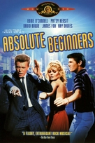 Absolute Beginners - DVD movie cover (xs thumbnail)