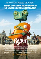 Rango - Spanish Movie Poster (xs thumbnail)