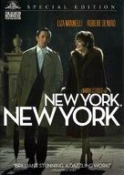 New York, New York - DVD movie cover (xs thumbnail)