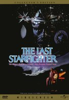 The Last Starfighter - DVD movie cover (xs thumbnail)