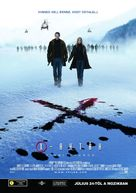 The X Files: I Want to Believe - Hungarian Movie Poster (xs thumbnail)