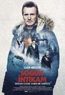 Cold Pursuit - Turkish Movie Poster (xs thumbnail)