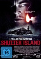 Shutter Island - German DVD cover (xs thumbnail)