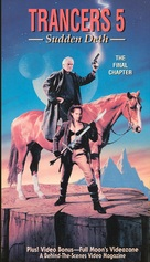 Trancers 5: Sudden Deth - VHS cover (xs thumbnail)