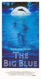 Le grand bleu - poster (xs thumbnail)