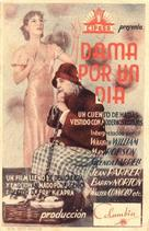 Lady for a Day - Spanish Movie Poster (xs thumbnail)