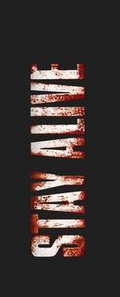 Stay Alive - Logo (xs thumbnail)