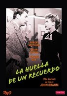 The Locket - Spanish DVD cover (xs thumbnail)