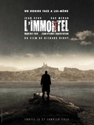 L'immortel - French Movie Poster (xs thumbnail)