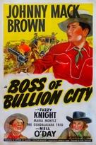 Boss of Bullion City - Movie Poster (xs thumbnail)