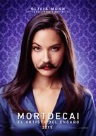 Mortdecai - Argentinian Movie Poster (xs thumbnail)