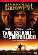 No Country for Old Men - Polish Movie Cover (xs thumbnail)