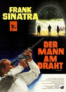 The Naked Runner - German Movie Poster (xs thumbnail)