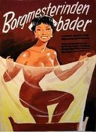 Das Bad auf der Tenne - Danish Movie Poster (xs thumbnail)