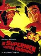Süpermenler - Italian Movie Poster (xs thumbnail)