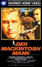 The MacKintosh Man - German VHS cover (xs thumbnail)