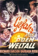 It Came from Outer Space - German Movie Poster (xs thumbnail)