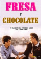 Fresa y chocolate - Dutch Movie Cover (xs thumbnail)