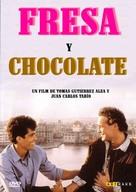 Fresa y chocolate - Dutch Movie Cover (xs thumbnail)