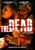 The Dead Want Women - DVD cover (xs thumbnail)