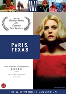 Paris, Texas - Danish DVD cover (xs thumbnail)