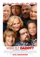 Father Figures - German Movie Poster (xs thumbnail)
