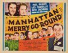 Manhattan Merry-Go-Round - Movie Poster (xs thumbnail)