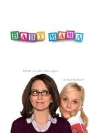 Baby Mama - Movie Poster (xs thumbnail)