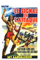 Apache War Smoke - Belgian Movie Poster (xs thumbnail)