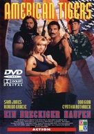 American Tigers - German DVD movie cover (xs thumbnail)