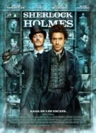 Sherlock Holmes - Spanish Movie Poster (xs thumbnail)