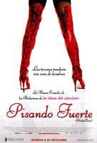 Kinky Boots - Spanish Movie Poster (xs thumbnail)