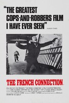 The French Connection - British Movie Poster (xs thumbnail)