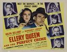 Ellery Queen and the Perfect Crime - Movie Poster (xs thumbnail)