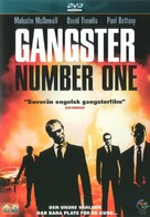 Gangster No. 1 - Swedish Movie Cover (xs thumbnail)
