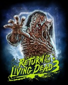 Return of the Living Dead III - Movie Cover (xs thumbnail)